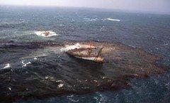 petrolio mare